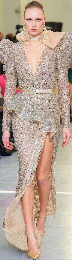 Haute Couture Paris, Elie Saab Couture, Spring Couture, Elie Saab Spring, Dress Vestidos, Glamour, Fashion Design Sketches, Beautiful Gowns, Fashion Brands