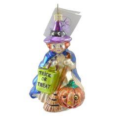 Radko GREAT HEXPECTATIONS 3660 Ornament Halloween Witch New Radko http://www.amazon.com/dp/B00D0FQNRG/ref=cm_sw_r_pi_dp_Znvtub0W7WHDS