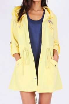 2014  PASTEL FASHION TRENDS | Fashion / Shopping / Pastel Jackets Spring 2014 Trend - Pretty Coats