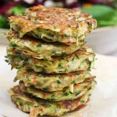 zucchini recipes | Zucchini Fritters | KeepRecipes: Your Universal Recipe Box