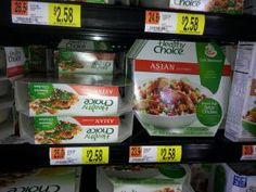 Healthy Choice Cafe Steamers Coupon!