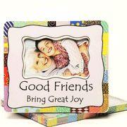 Good Friends Bring Great Joy Plaque