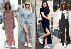 Processed with Moldiv Best Street Style, Street Style Outfits, Boho Fashion, Fashion Looks, Fashion Outfits, Fashion Tips, London Stil, Spring Work Outfits, Bohemian Mode
