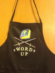 Serve The Lord Men Aprons by HigherInspirations on Etsy