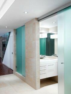 turquoise salle de bain