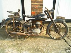 1954 Terrot 125 ETD
