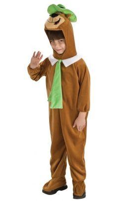 Enfant Yogi Bear™ - Hanna Barbera™