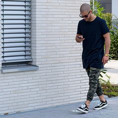 Street style // jogger