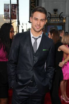 ryan guzman | Ryan Guzman Pictures & Photos - Step Up Revolution Los Angeles ...