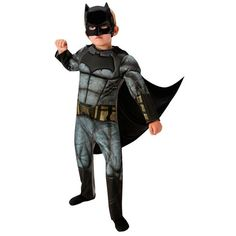 Superb Dawn of Justice Batman Deluxe Medium Costume Now At Smyths Toys UK! Buy Online Or Collect At Your Local Smyths Store! We Stock A Great Range Of Batman At Great Prices.
