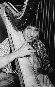 Harpo  - self-taught harpist~