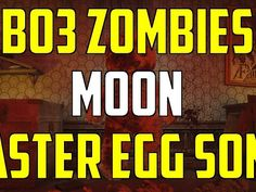 Zombies Chronicles DLC 5 Moon Easter Egg Song Guide today i have a simple guide on how to complete the easter egg song for moon its very easy to do just requires alot of points to open the doors i Battlefield 4, Battlefield Hardline, Moon Easter Egg, Easter Eggs, Bo3 Zombies, Dead Rising 3, Cod Ww2, Lego Jurassic World, Advanced Warfare