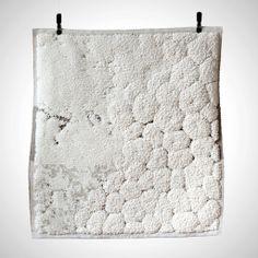 Dutch designer Roosmarijn Pallandt's series of carpets called Consider This Landscape a Territory