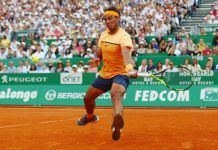 Hard fought win for Rafael Nadal against  Monfils to bag ninth Monte Carlo title