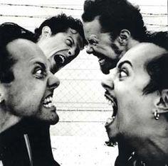 Metallica - seen twice, St. Louis on Summer Sanitarium tour in 2003 and Kansas City 2008