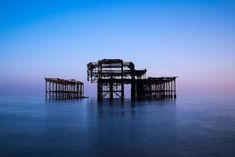 Brighton Pier #brightonpier #brightonwestpier #pier #sea #photography #architecture #photography #eastsussex #brighton