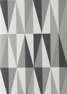 Wallpaper Spear Grey 30152