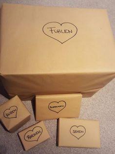 Falls ihr auf der Suche nach eine netten Geschenkidee für euren Liebsten, bzw. eure Liebste seid, macht ihm/ihr doch mal ein Geschenk für al...