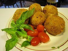 Annelle's Table: Arancini #IrresistiblyItalian