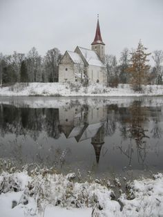 Chruch in Estonia…