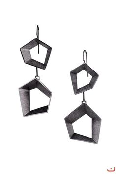 Babette von Dohnanyi - Collection 2009 - Category: Earrings - Image: EARRINGS POLLIPO Ag & Au