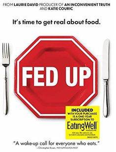 This film blows the lid off everything that was known about food and exercise, revealing a 30-year campaign by the food industry, aided by the U.S. government, to mislead and confuse the American public. 99 min.  http://ccsp.ent.sirsi.net/client/hppl/search/results?qu=fed+up+Soechtig&te=&lm=HPLIBRARY&dt=list