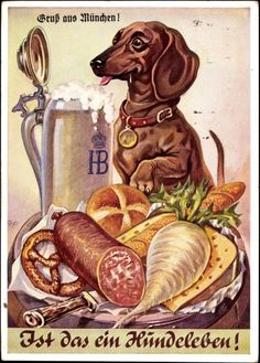 oktoberfest dachshund