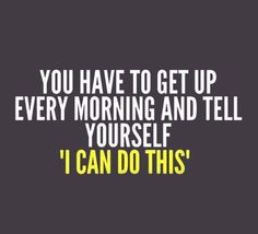 If you need a little extra boost, check out our Workout Playlist on Spotify!People who are motivated by achievement desire to improve skills and prove... Check more at http://suburbanmen.com/morning-motivation-20160215/466218