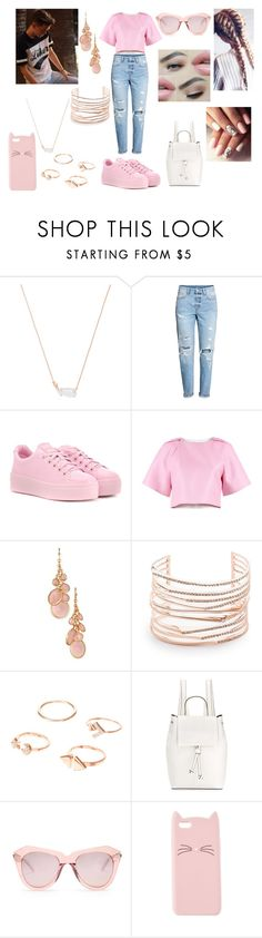 """""""Spring Park Date With Zach Herron"""" by roxy-crushlings ❤ liked on Polyvore featuring Kendra Scott, Kenzo, TIBI, Avon, Alexis Bittar, French Connection, Karen Walker, Charlotte Russe, whydontwe and zachherron"""