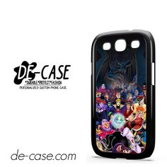 All Villains Disney DEAL-636 Samsung Phonecase Cover For Samsung Galaxy S3 / S3 Mini