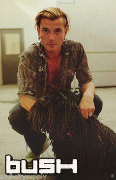I love Gavin Rossdale...