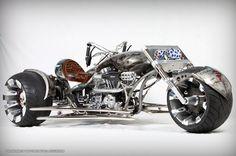 PJD Gears of War trike 1