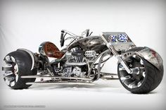 PJD Gears of War trike 1