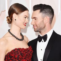 Happy birthday @adamlevine! Swipe for the hunk's cutest moments with wife @behatiprinsloo and their daughter Dusty Rose. : @gettyimages  via INSTYLE MAGAZINE OFFICIAL INSTAGRAM - Fashion Campaigns  Haute Couture  Advertising  Editorial Photography  Magazine Cover Designs  Supermodels  Runway Models