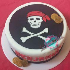 Torta Pirata Realiza tu pedido por; WhatsApp: 3058556189, fijo 8374484  correo info@amaleju.com.co Síguenos en Twitter: @amaleju / Instagram: AmaLeju