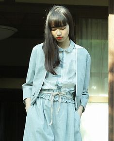小松菜奈 Japanese Beauty, Japanese Girl, Nana Komatsu Fashion, Komatsu Nana, Edgy Outfits, Fashion Outfits, Grunge, Harajuku, Japanese Models