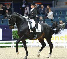 Germany's Jessica von Bredow-Werndl Makes Big Move Up World Rankings