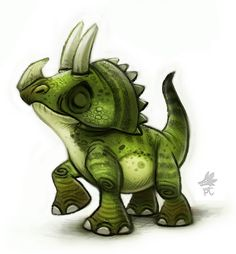 Cryptid Creations: Triceratops