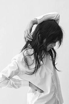 Charlotte Gainsbourg for Current Elliot