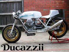 Ducati 'Ducazzii'