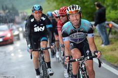 Giro d`Italia - stage 9 - Tim De Waele - Cycling: 96th Tour of Italy 2013 / Stage 9 PINEAU Jerome (Fra)/ Sansepolcro - Firenze