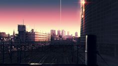 railroad city