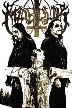 Marduk...Swedish Satanic Black Metal