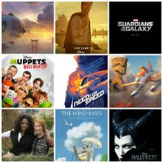 Just Released - 2014 Disney Movie Slate: Muppets, Marvel, Maleficent and More #entertainment http://www.surfandsunshine.com/2014-disney-movie-slate/