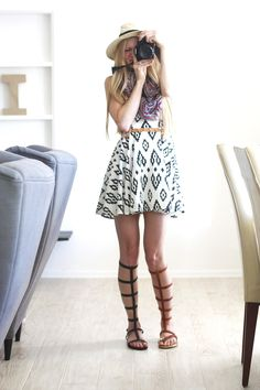DIY DIY GLADIATOR SANDALS! Seriousy, I must make these