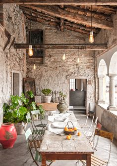Design della casa di campagna: Q15 Internal 6 Quin Casa Rustica Vecchie Case Di Campagna Arredamento Rustico Di Campagna