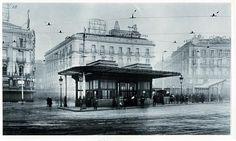 Metro de Sol en 1924