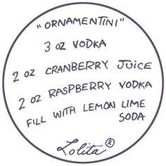 Lolita® Ornamentini Recipe