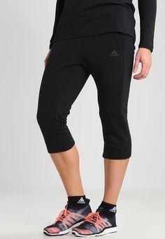 b34042cc50012e Sportkleding adidas Performance 3 4 sportbroek - black Zwart  € 34