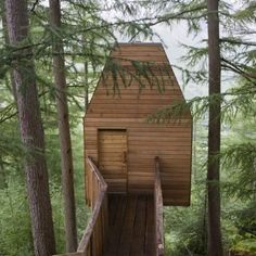 Malcolm Fraser Architects, an artists retreat in Glen Nevis, Scotland